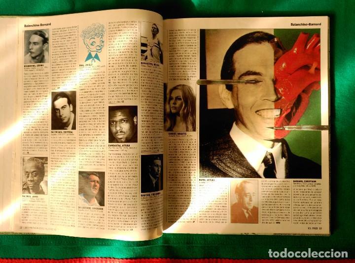 Libros de segunda mano: LOS MIL PROTAGONISTAS DEL SIGLO XX - EDITADO EN 1992 POR EL PAIS - Foto 4 - 120995435