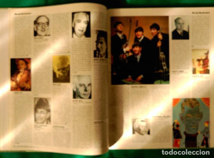 Libros de segunda mano: LOS MIL PROTAGONISTAS DEL SIGLO XX - EDITADO EN 1992 POR EL PAIS - Foto 5 - 120995435