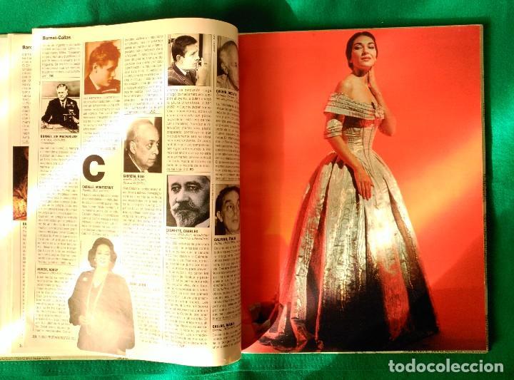 Libros de segunda mano: LOS MIL PROTAGONISTAS DEL SIGLO XX - EDITADO EN 1992 POR EL PAIS - Foto 7 - 120995435