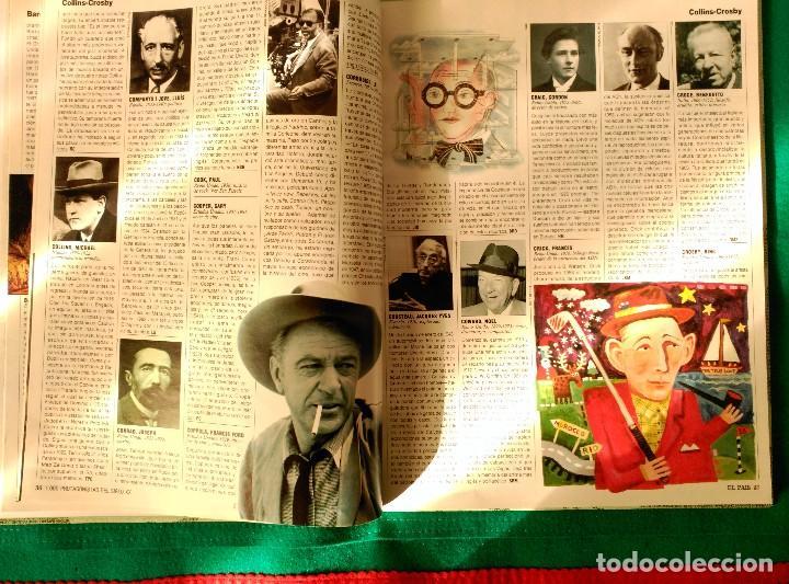 Libros de segunda mano: LOS MIL PROTAGONISTAS DEL SIGLO XX - EDITADO EN 1992 POR EL PAIS - Foto 8 - 120995435