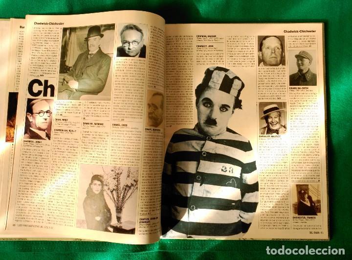Libros de segunda mano: LOS MIL PROTAGONISTAS DEL SIGLO XX - EDITADO EN 1992 POR EL PAIS - Foto 9 - 120995435
