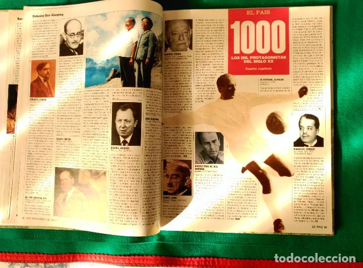 Libros de segunda mano: LOS MIL PROTAGONISTAS DEL SIGLO XX - EDITADO EN 1992 POR EL PAIS - Foto 11 - 120995435