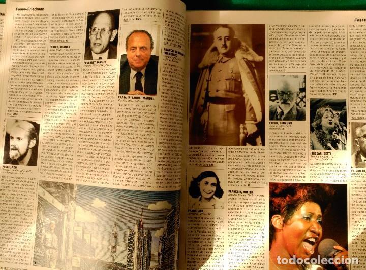 Libros de segunda mano: LOS MIL PROTAGONISTAS DEL SIGLO XX - EDITADO EN 1992 POR EL PAIS - Foto 13 - 120995435