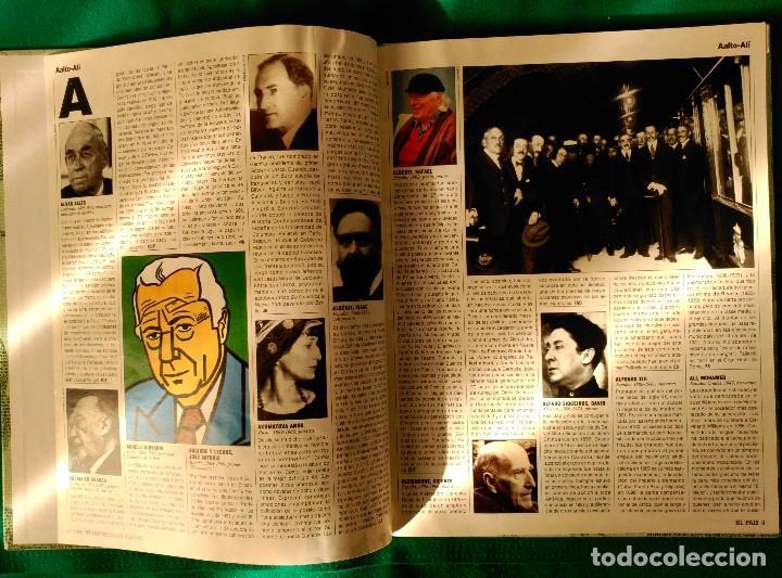 Libros de segunda mano: LOS MIL PROTAGONISTAS DEL SIGLO XX - EDITADO EN 1992 POR EL PAIS - Foto 14 - 120995435