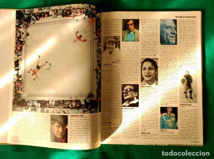Libros de segunda mano: LOS MIL PROTAGONISTAS DEL SIGLO XX - EDITADO EN 1992 POR EL PAIS - Foto 15 - 120995435