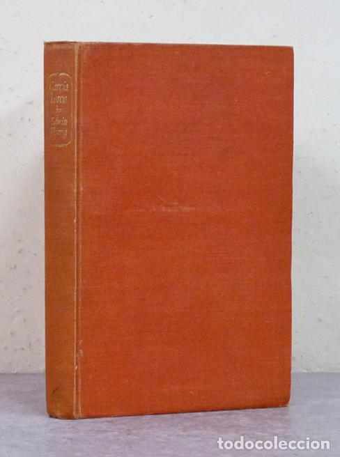 Libros de segunda mano: Edwin HONIG. García Lorca. London, 1945. 1.ª edición - Foto 2 - 121216576