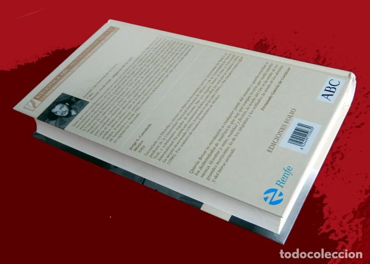 Libros de segunda mano: CHE GUEVARA, UNA VIDA EN ROJO - BIOGRAFIA, POR JORGE G. CASTAÑEDA, BIBLIOTECA ABC, EDIT FOLIO, NUEVO - Foto 4 - 121289039