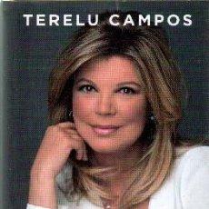 Libros de segunda mano: FRENTE AL ESPEJO. TERELU CAMPOS Y KIKE CALLEJA. CAMPOS TERELU.A-BI-2671. Lote 121911859