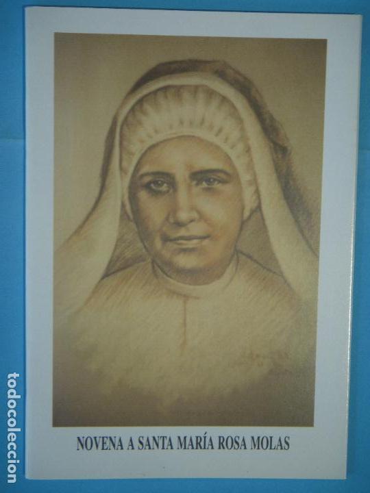 Libros de segunda mano: POR DENTRO (SANTA MARIA ROSA MOLAS) - MARIA TERESA ROSILLO - GRAFICAS TRAVEL, 2003 (NUEVO) - Foto 2 - 122182619