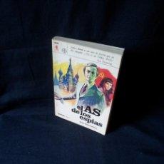 Libros de segunda mano: ROBIN BRUCE LOCKHART - EL AS DE LOS ESPIAS - EDITA VERON 1973. Lote 122413915