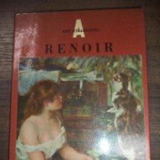 Libros de segunda mano: AUGUSTE RENOIR. 1841- 1919. JEAN ALAZARD. LIBRAIRIE A. HAITER. PARIS. 1953.. Lote 122547431