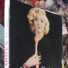 Libros de segunda mano: MARILYN UN RELATO INEDITO, NORMAN ROSTEN, EDITORIAL GRIJALBO, 1975. Lote 122582635