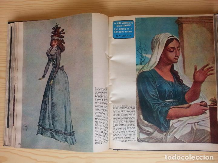 Libros de segunda mano: LA VIDA AMOROSA DE TERESA CABARRÚS, UNA ESPAÑOLA EN LA REVOLUCIÓN FRANCESA (ENCUADERNADO) - SEMANA - Foto 5 - 122607123