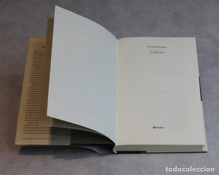 Libros de segunda mano: La bella Otero,Carmen Posadas,Editorial Planeta,2002. - Foto 2 - 122641715