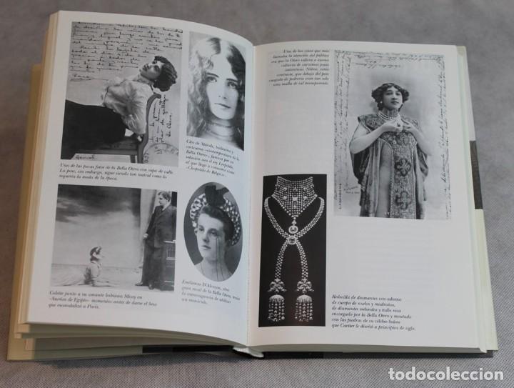 Libros de segunda mano: La bella Otero,Carmen Posadas,Editorial Planeta,2002. - Foto 3 - 122641715