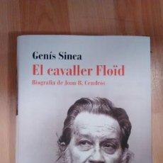 Libros de segunda mano: 'EL CAVALLER FLOÏD'. GENÍS SINCA. Lote 122808671