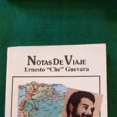 Libros de segunda mano: NOTAS DE VIAJE - ERNESTO CHE GUEVARA. Lote 124532115
