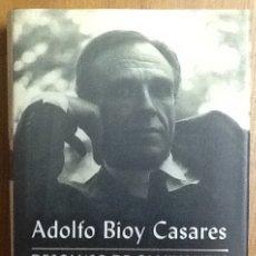 Libros de segunda mano: ADOLFO BIOY CASARES - DESCANSO DE CAMINANTES -DIARIOS INTIMOS .EDITORIAL SUDAMERICANA. Lote 124656131