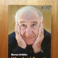 Libros de segunda mano: ALFREDO EL GRANDE, VIDA DE UN COMICO, LANDA LO CUENTA TODO, MARCOS ORDOÑEZ, AGUILAR, 2008. Lote 125347107