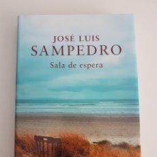 Libros de segunda mano: JOSÉ LUIS SAN PEDRO SALA DE ESPERA. Lote 126659771