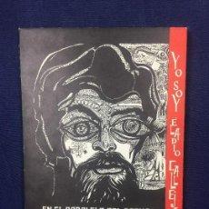 Libros de segunda mano: YO SOY ELADIO CALLEJA EN EL PARALELO DEL PARNASO RAMÓN LLIDÓ 1973. Lote 128605031