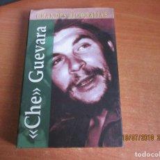 Libros de segunda mano: CHE GUEVARA GRANDES BIOGRAFIAS EDIMAT LIBROS 2003. Lote 128655759