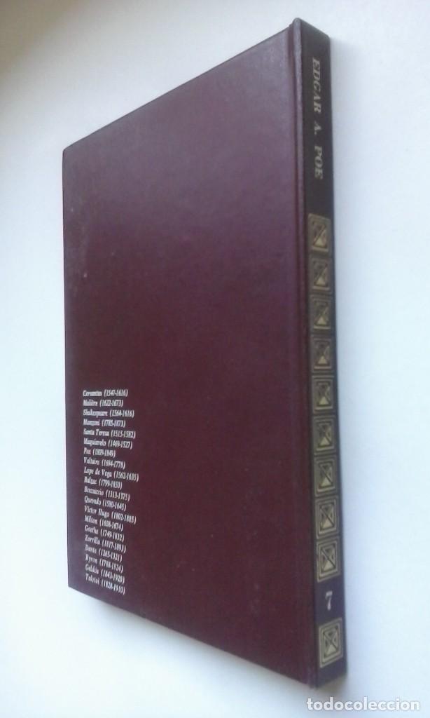 Libros de segunda mano: Edgar Allan Poe (1971). Prensa Española. Los gigantes: la nueva biblioteca para todos; 7. - Foto 8 - 129541803