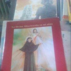 Libros de segunda mano: DIARIO. LA DIVINA MISERICORDIA EN MI ALMA - SANTA MARÍA FAUSTINA KOWALSKA. Lote 130886316