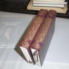 Libros de segunda mano: ALEJANDRO CASONA, OBRAS COMPLETAS, TOMOS I Y II, AGUILAR, 4 ED. 1965. Lote 131116112