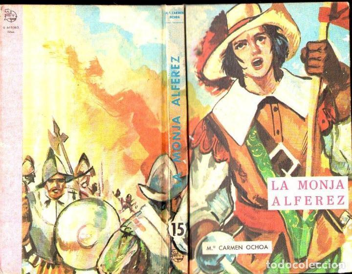 CARMEN OCHOA : LA MONJA ALFÉREZ (DEL TORO, 1970) (Libros de Segunda Mano - Biografías)