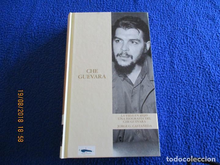 CHÉ GUEVARA BIOGRAFIA JORGE G. CASTAÑEDA ABC EDICIONES FOLIO 2003 (Libros de Segunda Mano - Biografías)