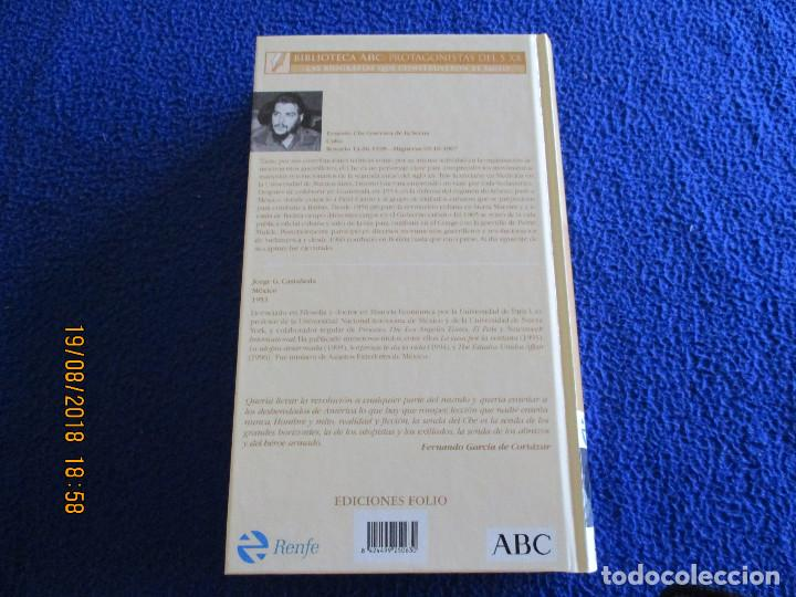Libros de segunda mano: CHÉ GUEVARA Biografia Jorge G. Castañeda ABC Ediciones Folio 2003 - Foto 2 - 131515722