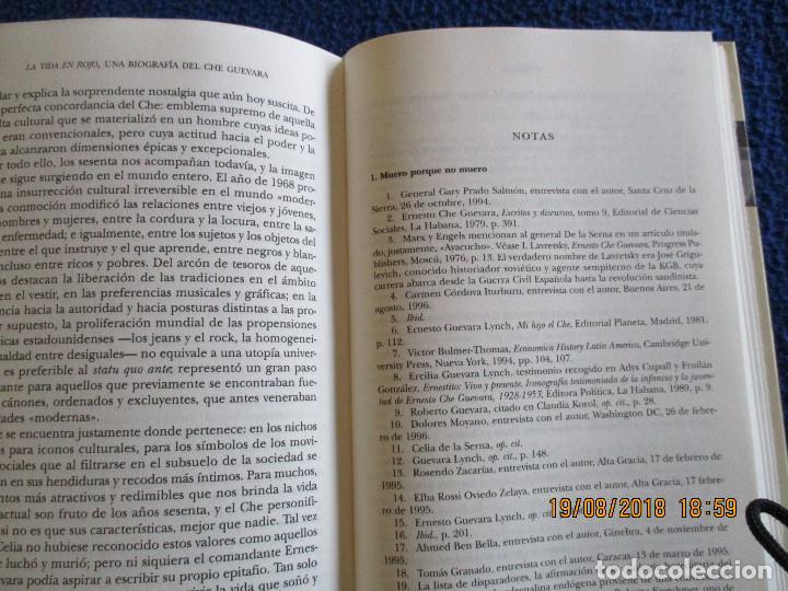 Libros de segunda mano: CHÉ GUEVARA Biografia Jorge G. Castañeda ABC Ediciones Folio 2003 - Foto 6 - 131515722