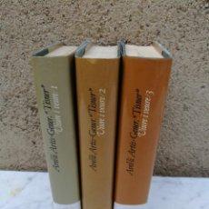 Libros de segunda mano: VIURE I VEURE BIOGRAFIA DE TISNER DE AVEL·LÍ ARTIS ANY 1989. Lote 131795406