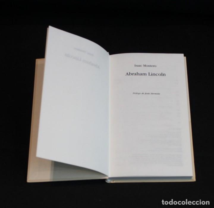 Libros de segunda mano: Siete libros de la colección protagonistas de la Historia,Editado por ABC,2004. - Foto 6 - 132712182