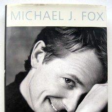 Libros de segunda mano: MICHAEL J. FOX. UN HOMBRE AFORTUNADO. MEMORIAS. Lote 133482838