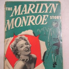 Libros de segunda mano: THE MARILYN MONROE STORY. JOE FRANKLIN AND LAURIE PALMER. 39 GORGEOUS PHOTOS. 1953. Lote 133694670