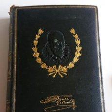 Libros de segunda mano: VIDA EJEMPLAR Y HEROICA DE MIGUEL DE CERVANTES Y SAAVEDRA. TOMO I ASTRANA MARÍN, LUIS. Lote 133753874