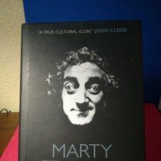 Libros de segunda mano: MARTY FELDMAN, THE BIOGRAPHY OF A COMEDY LEGEND - ROBERT ROSS - TITAN BOOKS, 2011 (INGLÉS). Lote 134596277