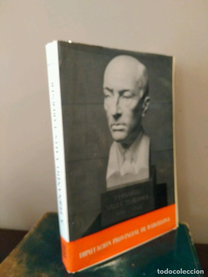 Libros de segunda mano: FRENANDO VALLS TABERNER 1888 - 1942 - DIPUTACION PROVINCIAL DE BARCELONA 1964. - Foto 2 - 135116338