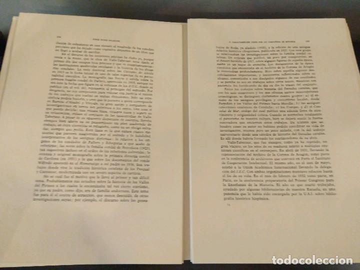 Libros de segunda mano: FRENANDO VALLS TABERNER 1888 - 1942 - DIPUTACION PROVINCIAL DE BARCELONA 1964. - Foto 4 - 135116338
