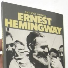 Libros de segunda mano: ERNEST HEMINGWAY - ANTHONY BURGESS (EN CATALÀ). Lote 135412730