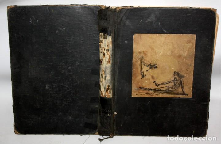 Libros de segunda mano: LIBRO THE SECRET LIFE OF SALVADOR DALI 1942 LA VIDA SECRETA DE SALVADOR DALI - Foto 2 - 135691879