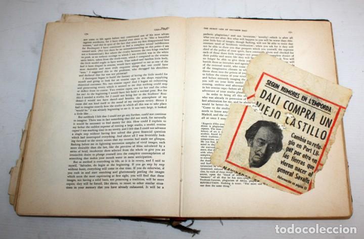 Libros de segunda mano: LIBRO THE SECRET LIFE OF SALVADOR DALI 1942 LA VIDA SECRETA DE SALVADOR DALI - Foto 8 - 135691879