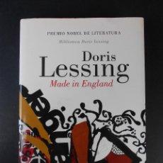 Libros de segunda mano: MADE IN ENGLAND, (DORIS LESSING), LUMEN 2008. Lote 89260412