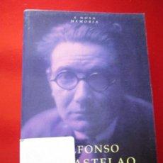 Libros de segunda mano: LIBRO-ALFONSO R.CASTELAO-HENRIQUE MONTEAGUDO-XUNTA DE GALICIA. Lote 136232494