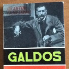 Libros de segunda mano: GALDOS. FEDERICO C. SAINZ DE ROBLES. Lote 136445186