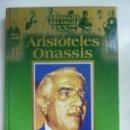 Libros de segunda mano: PERSONAJES DEL SIGLO XX. ONASSIS. ED. RUEDA. Lote 137615610