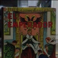 Libros de segunda mano: EL EMPERADOR. Lote 137949766