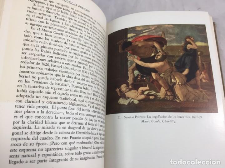 Libros de segunda mano: OTTO GRAUTOFF NICOLAS POUSSIN SU VIDA Y SU OBRA EDITORIAL POSEIDON BUENOS AIRES 1945 - Foto 3 - 139022886